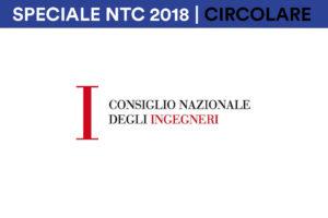 CNI Circolare NTC 2018
