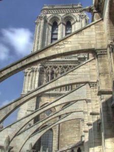 arco rampante Notre Dame