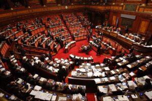 Sblocca cantieri Senato