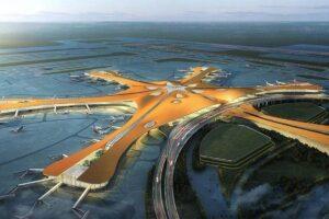 aeroporto Cina