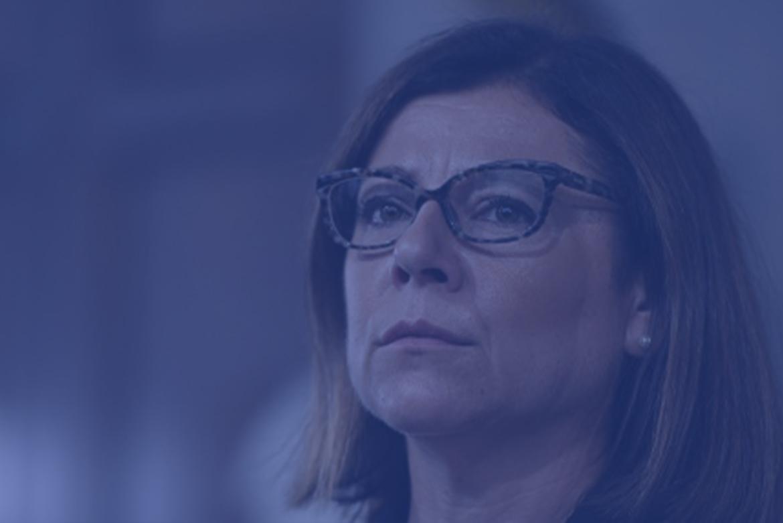 Ministro Paola De Micheli