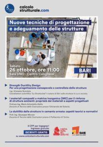 seminario SAIE Bari
