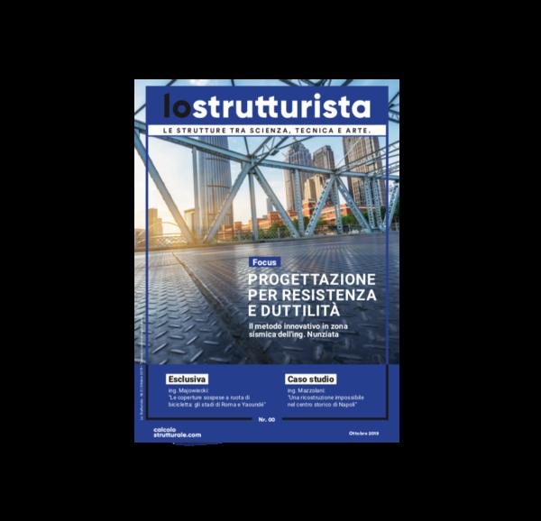 Lo Lo Strutturista Nr. 0 Ottobre 2019