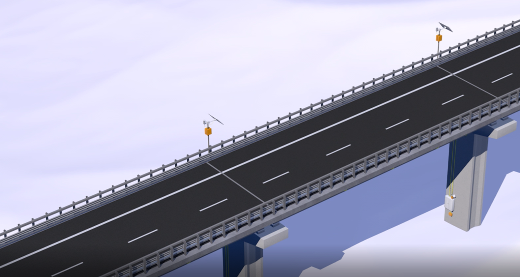 monitoraggio strumentale ponti e viadotti anas