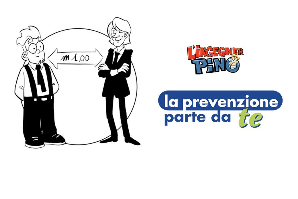 L'ingegner Pino - Campagna di prevenzione COVID-19 (Coronavirus)