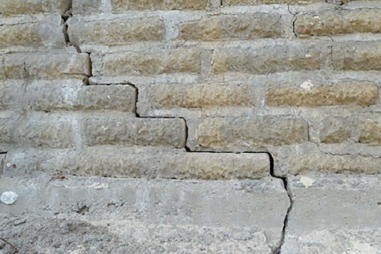 consolidamento in fondazione con pali precaricati
