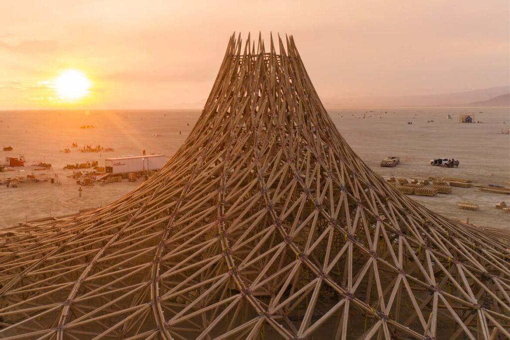 Galaxia, Burning Man 2018