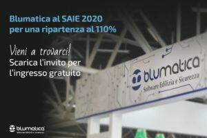 Blumatica SAIE Bologna 2020