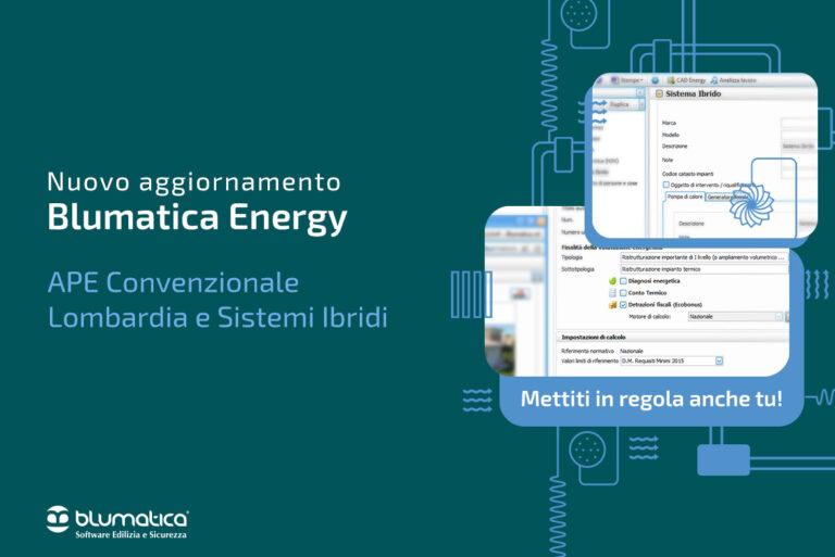 APE convenzionale Superbonus Lombardia anche con metodo Nazionale