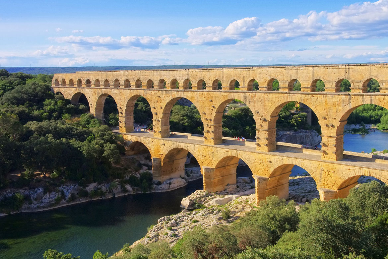 strutture romane