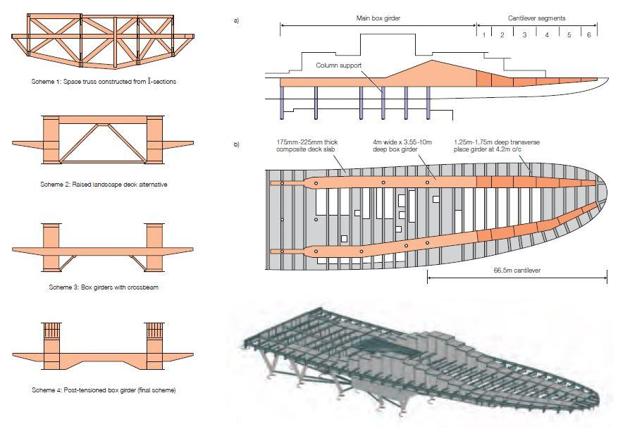 Marina Bay Sands struttura