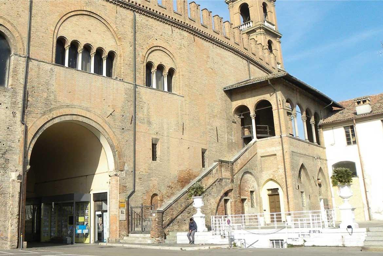restauro palazzo del podestà