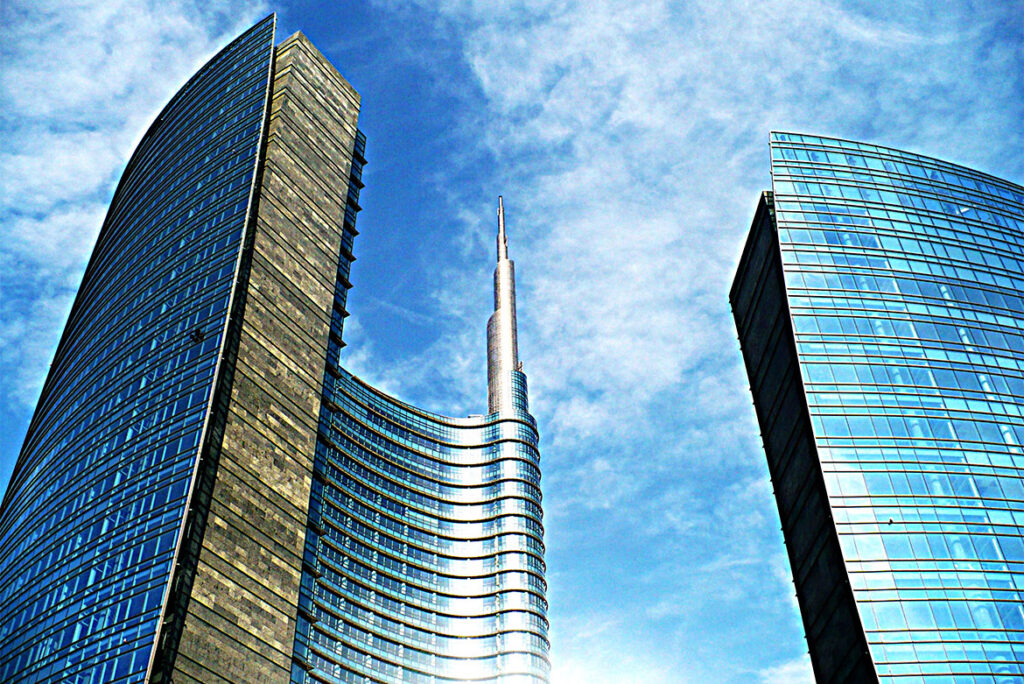 grattacieli più alti Italia