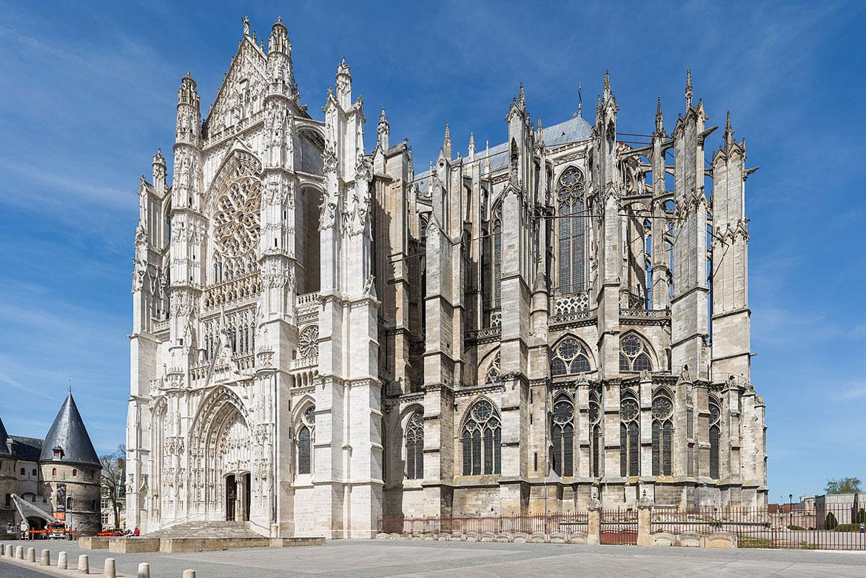 cattedrale di Saint-Pierre a Beauvais