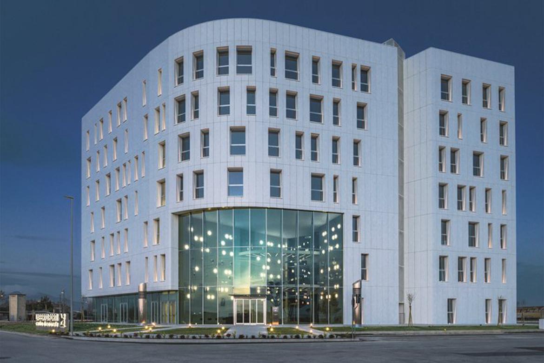 nuovo centro direzionale di Pisa
